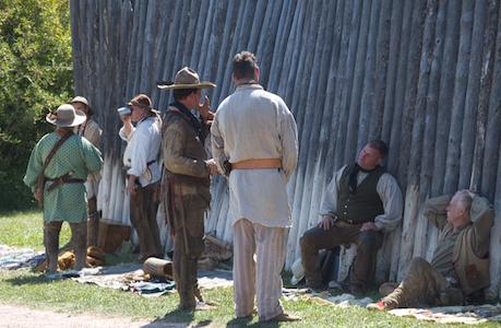 Rendezvous – Fort BridgerWyoming