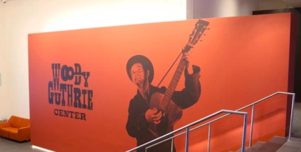 Woody Guthrie Center – TulsaOK